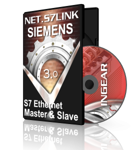 NET S7LINK for Siemens S7 Ethernet Drivers | INGEAR Drivers